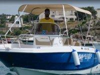 Noleggio barche a Santa Maria di Leuca
