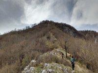 trekking to massa lubrense
