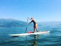 Escursioni in paddle surf a Bellagio