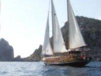 Sailboat holiday
