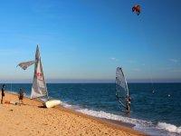 Il vento perfetto per il windsurf