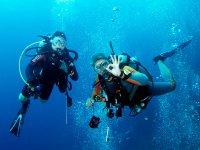 Diving in profondità