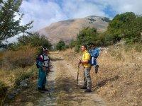 Trekking in Castelbuono