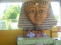L'angolo egiziano