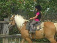 Piccoli a cavallo!!!