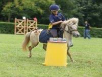 Scuola di equitazione per bambini a Treggiaia