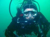 Durante una immersione