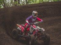 Corsa sul quad