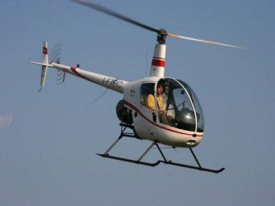 Flyng Training Organisation Aec Biella Volo Elicottero