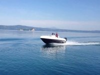 barca a motore open