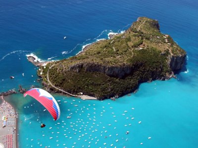 Amalfi Coast Tours & Activities Parapendio