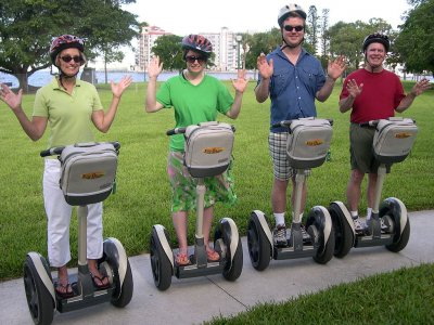 Amalfi Coast Tours & Activities Segway