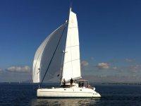 Sicily catamaran rental