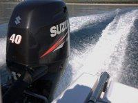 Rubber dinghy excursions