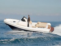 Inflatable boats over 7 meters