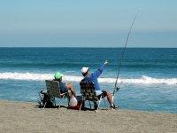 Pesca sportiva rilassante