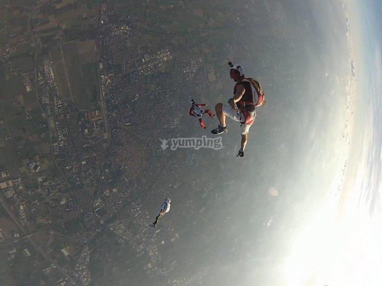 In caduta libera