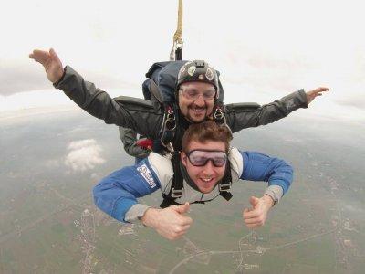 Lancio Paracadute Tandem da 4300m
