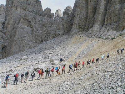 Dolomiti Explora Trekking