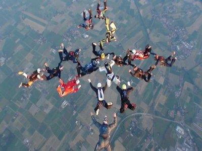 Corso di Paracadutismo AFF con 1 lancio