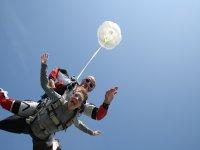 Lancio Paracadute in tandem con video e foto