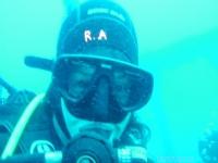 Durante l' immersione