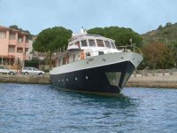 Journey in boat