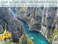 Vacanze in barca a vela crociera scuola Provenza e Corsica