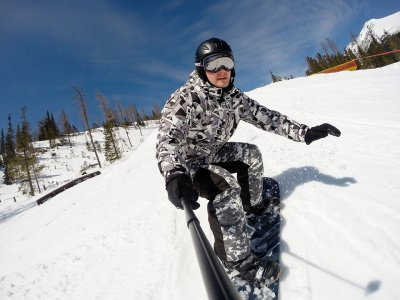 Centro Snowboard by ZetaoneCamp