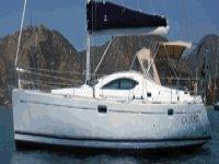 Shira, the flagship boat
