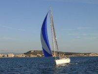 Along the coasts of Sardinia