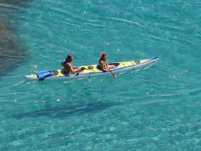 Servizi nautici Soc. Coop. Centro immersioni Rosa dei venti Canoa