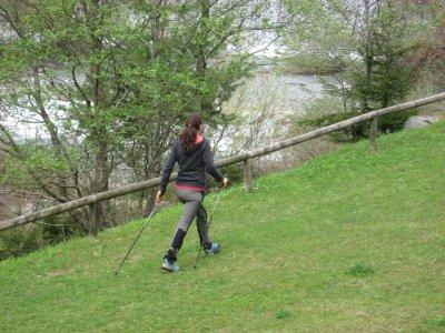 ASD Dolomiti Adventure Nordic Walking