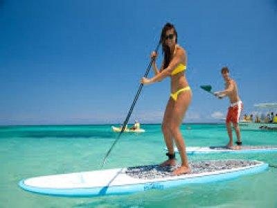 Servizi nautici Soc. Coop. Centro immersioni Rosa dei venti Paddle Surf