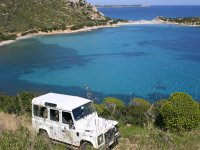 Excursions in the Sardinian sea