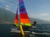 Catamaran courses Hobie Cat