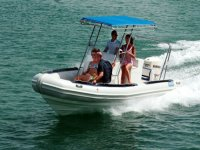 Excursions by boat with driver to Villasimius