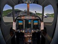 Vista simulatore