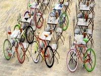Vivi la città in bicicletta