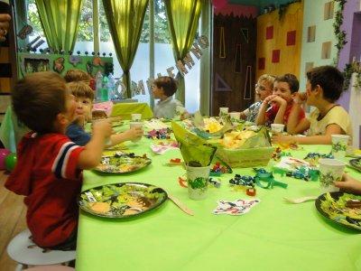 Festa di Compleanno àl parco giochi Voghera