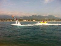 Flyboard a Forte dei Marmi