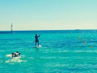 Nel mare del Salento