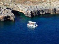 Il mare blu del Salento