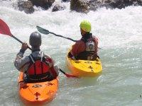 Imparando nel fiume