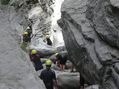 Pollino Adventure Canyoning