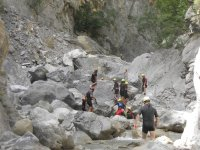 Avventure di canyoning