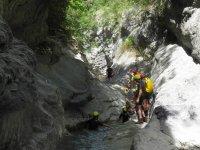 Escursioni canyon Basilicata