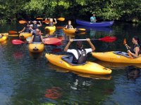 Kayak and fun