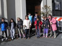 Nordic walking courses for children