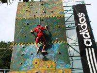 Wall for Sport Climbing